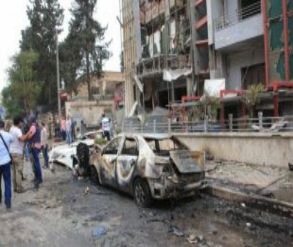 هجوم إرهابي واسع من عدة محاور على حلب وقيادة الجيش تؤكد التصدي له