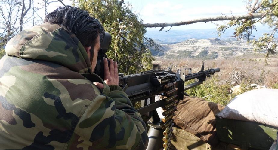 الجيش السوري يسيطر على تل الصوان ويخنق