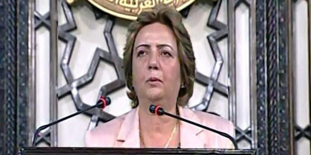 لأول مرة في سورية...امرأة تفوز بمنصب رئيس مجلس الشعب
