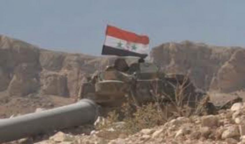 آخر التطورات الميدانية على جبهات القتال السورية