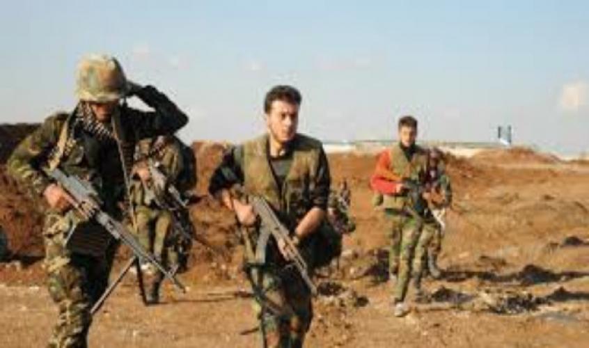 الجيش السوري يحكم سيطرته على تلة الشيخ سعيد في حلب