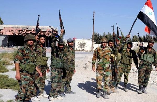 الجيش السوري يستعيد السيطرة على بلدة صوران بريف حماة الشمالي