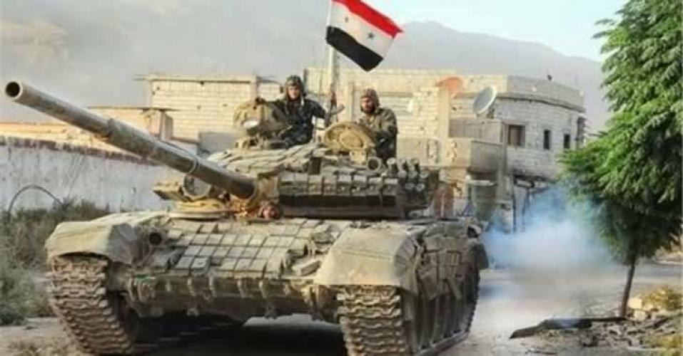 بعد سيطرته على بلدة منيان.. الجيش السوري يسيطر على ضاحية الأسد غرب حلب