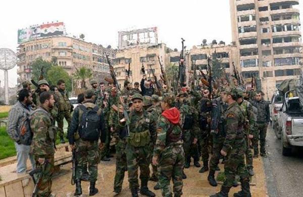 الجيش السوري يسيطر بشكل كامل على مساكن هنانو في حلب