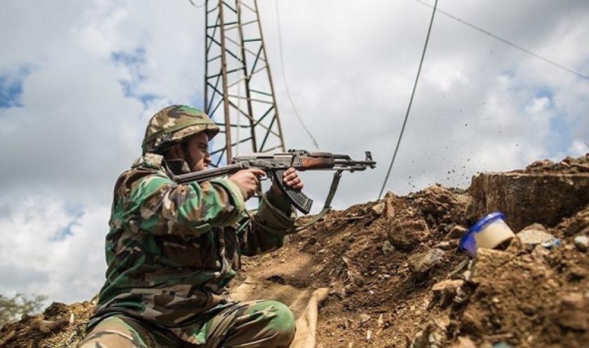 الجيش يصد هجوم عنيف على حي جوبر.. ويفشل تفجير مفخختين