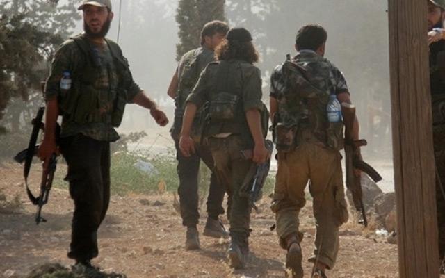 الميليشيات المسلحة تطلق معركة