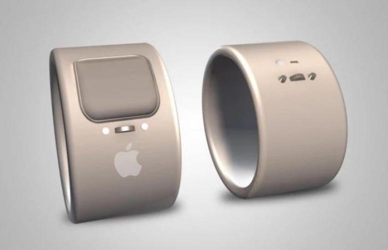 نتيجة بحث الصور عن أبل تسجّل براءة اختراع جديدة .. خاتم ذكي يتحكم في آيفون
