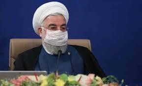روحاني: ظروف كورونا باقية في البلاد لغاية 6 أشهر قادمة على الاقل