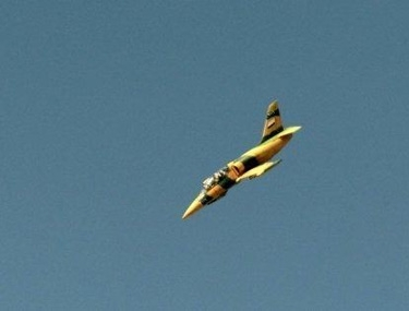 سلاح الجو السوري يستهدف مواقع الإرهابيين في حرستا وجوبر بريف دمشق
