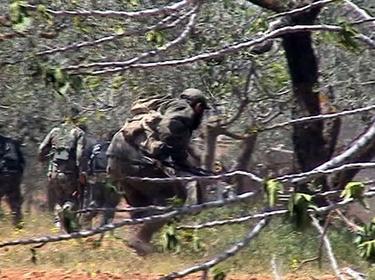 قوى الأمن تلقي القبض على مجموعة إرهابية في مدينة حماة