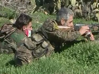 طوق أمني للجيش والقوى الوطنية على مناطق تواجد إرهابيي داعش في الحسكة