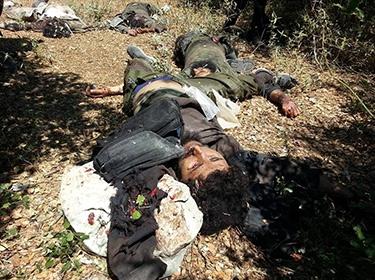 انتحاري يفجر نفسه في أريحا ويقتل 40 مسلحاً بينهم أمير