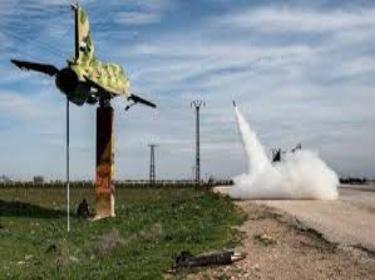 صد هجوم على مطار كويرس.. والجماعات المسلحة تعترف بمقتل 31 من إرهابييها بريف حلب