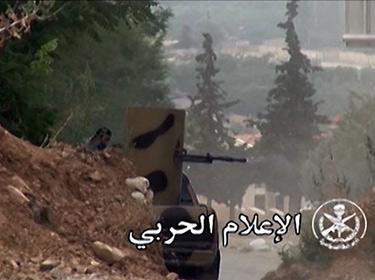 مقتل 40 إرهابياً بكمين محكم للجيش في الزبداني