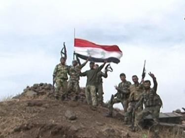بدء العملية العسكرية بحمص.. الجيش يسيطر على العديد من المناطق في سورية
