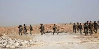 الجيش يسيطر على شوارع وكتل سكنية في بلدة مرج السلطان بريف دمشق