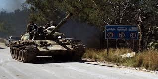 الجيش يحكم سيطرته على تل جعيري بريف حلب الجنوبي