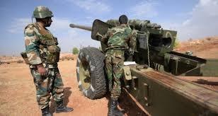 الجيش يسيطر على شير الصحاب والنقطة 793 بريف حماة