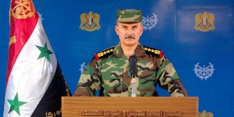 الجيش السوري: سلاح الجو ينفذ عملية نوعية ويقتل الإرهابي زهران علوش وعدد من القيادات الإرهابية