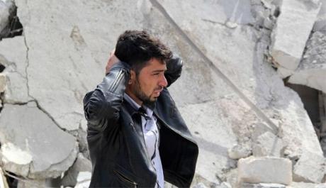 مسلحو «جرجيسة» يسلمون أسلحتهم للجيش السوري
