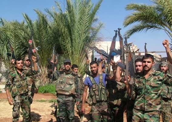 إنجازات جديدة للجيش السوري في أرياف درعا وحماة وإدلب وحمص