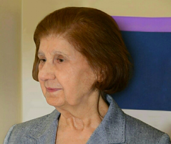 وفاة السيدة أنيسة مخلوف أرملة الرئيس الراحل حافظ الأسد